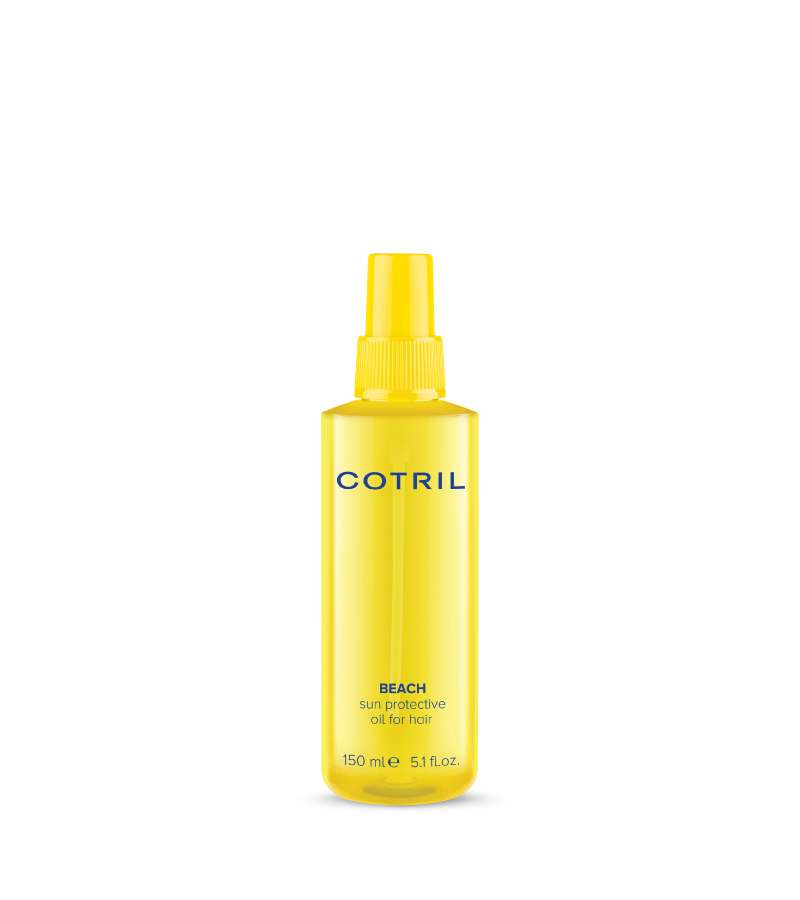BEACH OIL SPF10 - Sun protective oil for hair | Cotril.shop