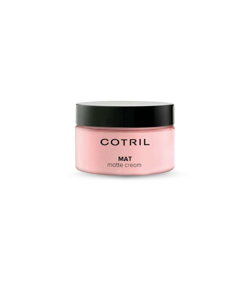 MAT - Modeling cream matte finish | Cotril.shop