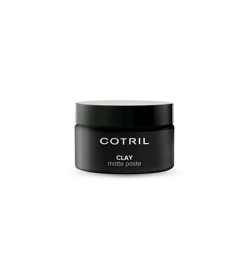 CLAY - Matte paste natural matte finish | Cotril.shop