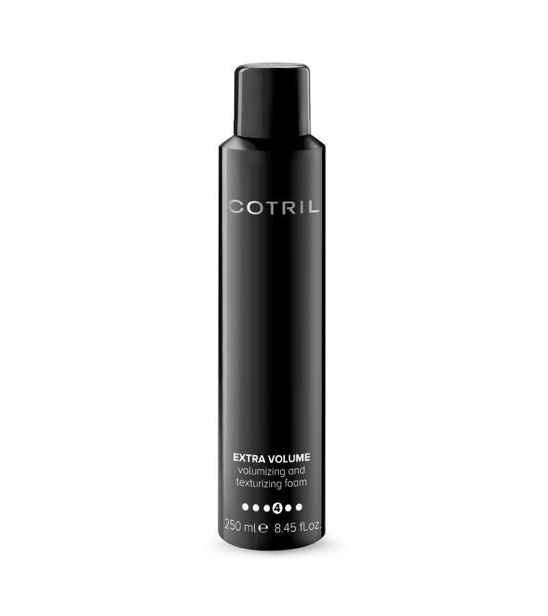 EXTRA VOLUME - Volumizing and texturizing foam | Cotril.shop
