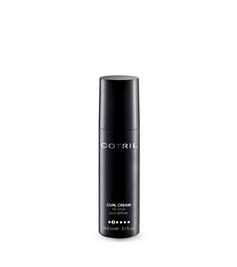 CURL CREAM - Defining curls cream | Cotril.shop