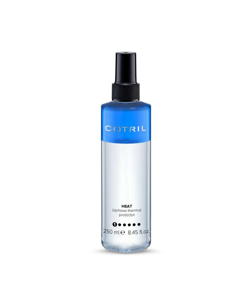 HEAT - Spray termo-protettore bifasico  | Cotril.shop