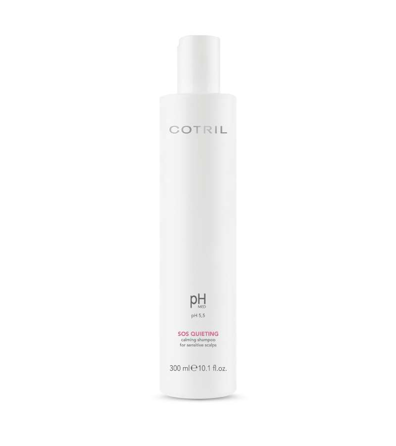SOS QUIETING SHAMPOO - Calming shampoo for sensitive skin | Cotril.shop