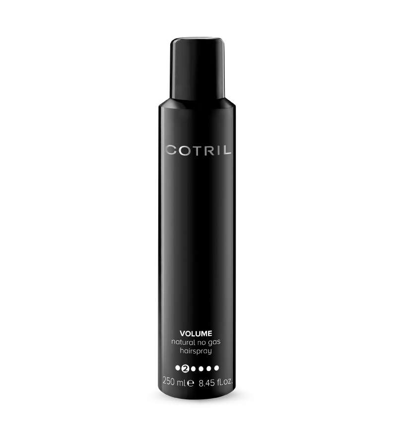 VOLUME - Natural no gas hairspray  | Cotril.shop