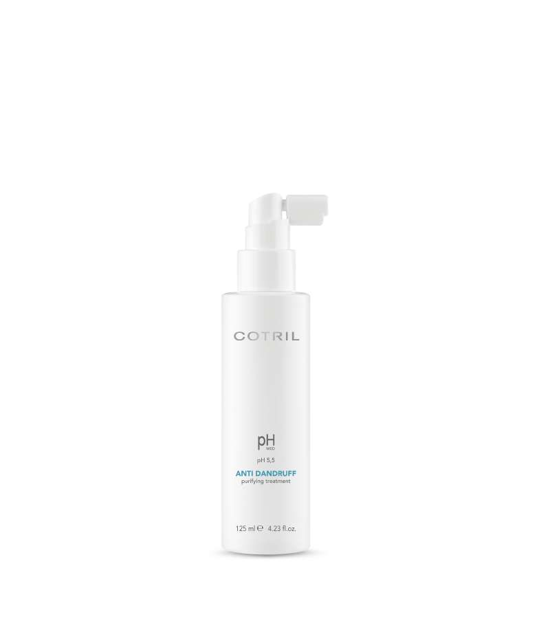 ANTI DANDRUFF LOTION - Trattamento purificante antiforfora  | Cotril.shop