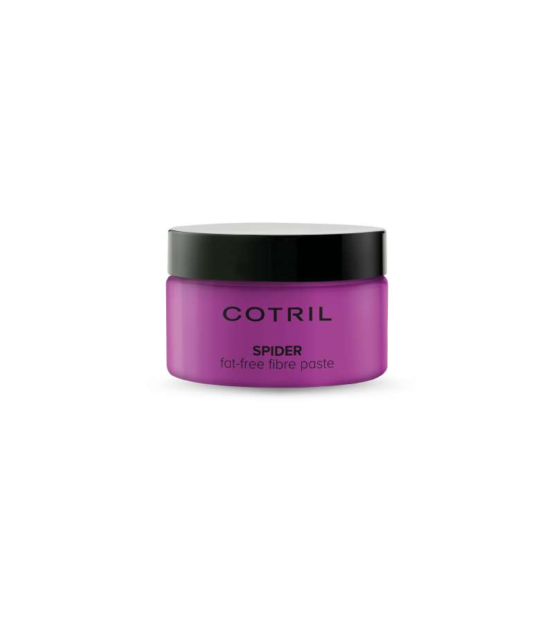 SPIDER - Fibrous paste natural finish | Cotril.shop